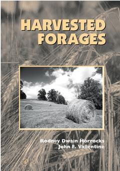 Cover of the book Harvested Forages