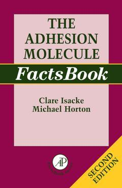 Cover of the book The Adhesion Molecule FactsBook