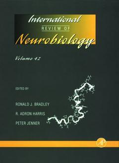 Cover of the book International Review of Neurobiology