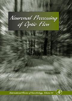 Cover of the book Neuronal Processing of Optic Flow