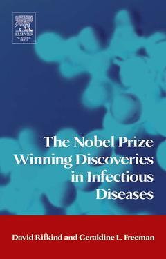 Cover of the book The Nobel Prize Winning Discoveries in Infectious Diseases