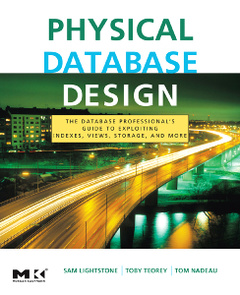 Cover of the book Physical Database Design