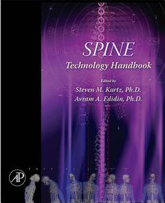 Cover of the book Spine Technology Handbook