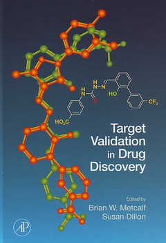 Cover of the book Target Validation in Drug Discovery