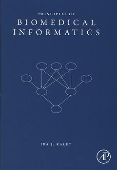 Cover of the book Principles of Biomedical Informatics