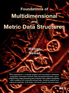 Cover of the book Foundations of Multidimensional and Metric Data Structures