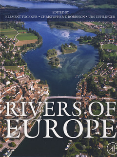 Cover of the book Rivers of Europe