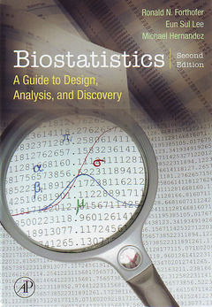 Cover of the book Biostatistics