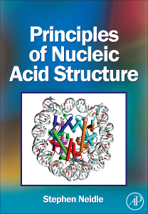 Cover of the book Principles of Nucleic Acid Structure