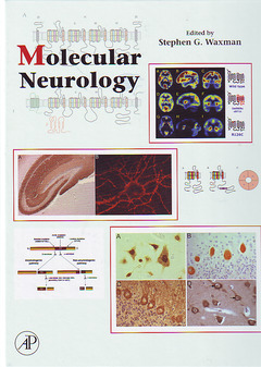 Cover of the book Molecular Neurology