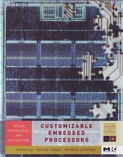 Cover of the book Customizable Embedded Processors