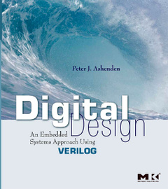 Cover of the book Digital Design (Verilog)