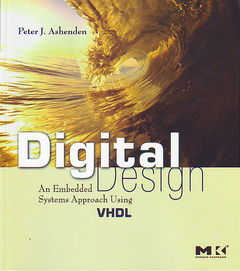 Cover of the book Digital Design (VHDL)