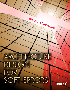 Cover of the book Architecture Design for Soft Errors