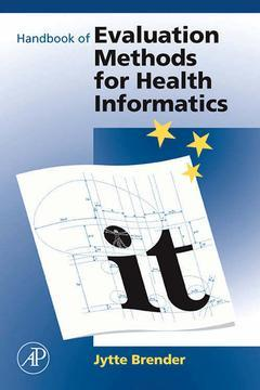 Cover of the book Handbook of Evaluation Methods for Health Informatics