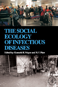 Cover of the book The Social Ecology of Infectious Diseases