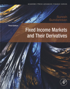 Cover of the book Fixed Income Markets and Their Derivatives