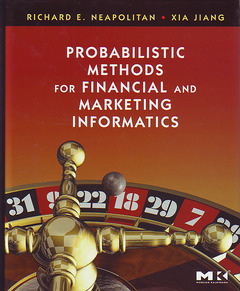 Cover of the book Probabilistic Methods for Financial and Marketing Informatics