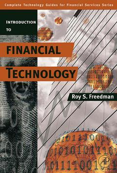 Cover of the book Introduction to Financial Technology