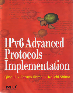 Cover of the book IPv6 Advanced Protocols Implementation