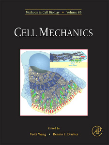 Cover of the book Cell Mechanics