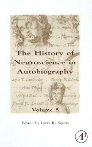 Cover of the book The history of neuroscience in autobiography