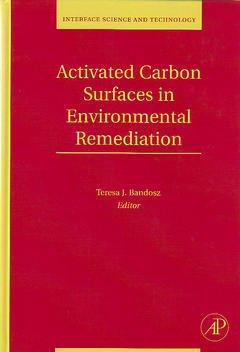 Cover of the book Activated Carbon Surfaces in Environmental Remediation