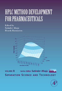 Cover of the book HPLC Method Development for Pharmaceuticals