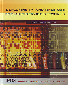 Cover of the book Deploying IP and MPLS QoS for Multiservice Networks