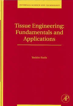 Cover of the book Tissue Engineering