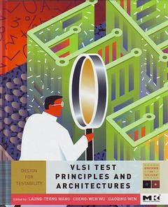 Cover of the book VLSI Test Principles and Architectures