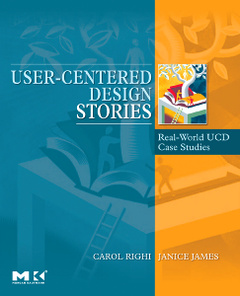 Cover of the book User-Centered Design Stories