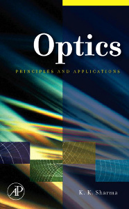 Cover of the book Optics