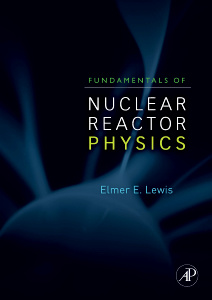 Cover of the book Fundamentals of Nuclear Reactor Physics