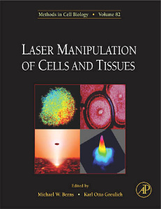 Cover of the book Laser Manipulation of Cells and Tissues
