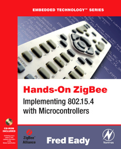 Cover of the book Hands-On ZigBee