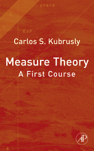 Cover of the book Measure Theory