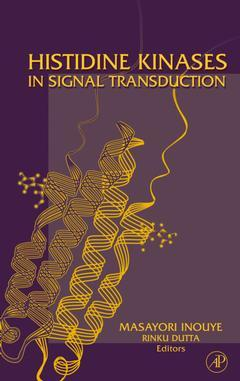 Cover of the book Histidine Kinases in Signal Transduction