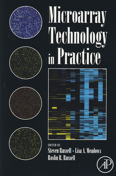 Cover of the book Microarray Technology in Practice