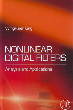 Cover of the book Nonlinear Digital Filters