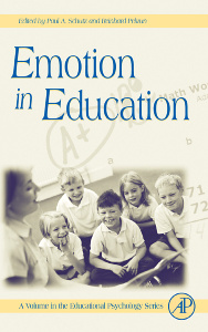 Cover of the book Emotion in Education