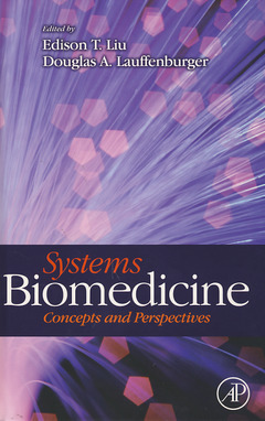 Cover of the book Systems Biomedicine
