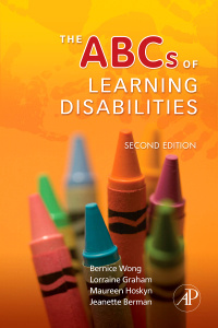 Cover of the book The ABCs of Learning Disabilities