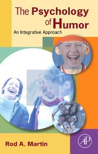 Cover of the book The Psychology of Humor