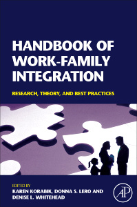 Cover of the book Handbook of Work-Family Integration
