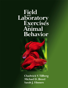 Cover of the book Field and Laboratory Exercises in Animal Behavior