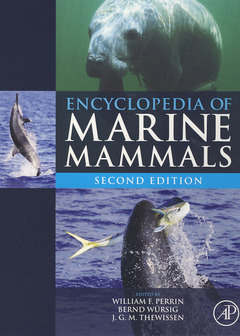 Cover of the book Encyclopedia of Marine Mammals