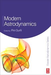 Couverture de l'ouvrage Modern Astrodynamics