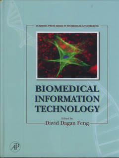 Cover of the book Biomedical Information Technology