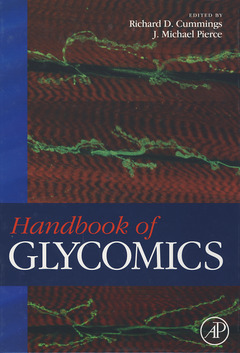 Cover of the book Handbook of Glycomics